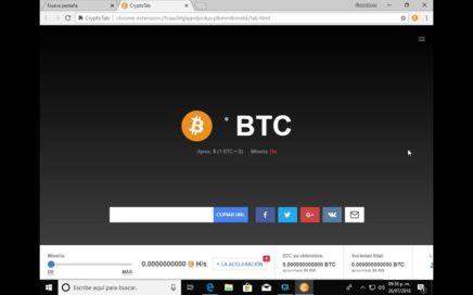Gana Dinero Navegando - Cryptotab