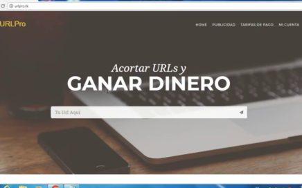 Gana Dinero Para Paypal URLPro 2018 5USD Diarios