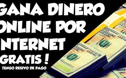 GANA DINERO POR INTERNET EL MEJOR METODO 2018