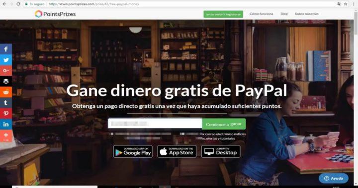 Gana dinero por rapido por PayPal Mayo 2018