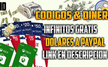 GANA DINERO & TARJETAS DE GOOGLE PLAYXBOX,STEAM WALLET,PSN 2018 [FÁCIL Y RÁPIDO]