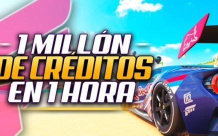 Gana MÁS de 1 MILLÓN CR en 1 HORA - Forza Horizon 3 Tutorial