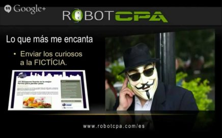 Ganar Dinero con CPA x $1 Dolar | Software Robot CPA | Trucos de Marketing