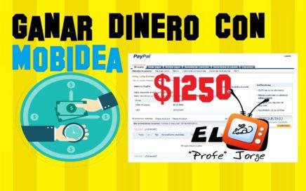 Ganar Dinero con MOBIDEA - Concurso 2016 - GANAR DINERO CON MOBIDEA FACIL