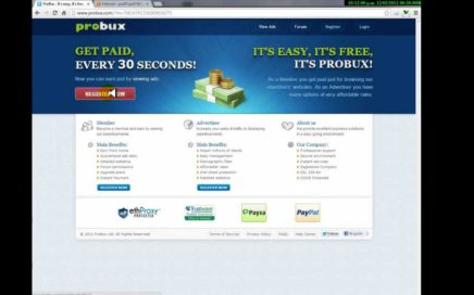 ganar dinero en internet, dinero facil, NeoBux, mejor ptc, prueba de pago.