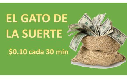 Ganar dinero por internet ($0.10 cada 30 min)