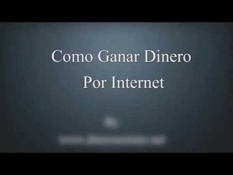 Ganar Dinero por internet desde casa pagando desde 2008