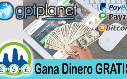 GPTPlanet Gana Dinero para Paypal GRATIS