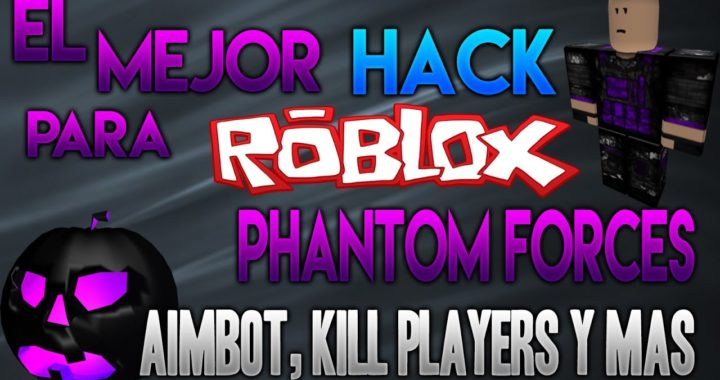 HACK PARA ROBLOX PHANTOM FORCES AIMBOT , UP LVL Y MAS !!! TUTORIAL