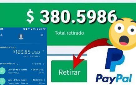 INCREÍBLE APP PARA GANAR 20 DÓLARES DIARIOS EN PAYPAL/Ganar Dinero en PayPal Brutalmente 2018