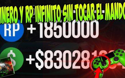 """*INCREIBLE* COMO GANAR MUCHO DINERO - $ LEGAL - SIN ESFUERZO """"GTA V ONLINE"""" AFK MONEY Y RP INFINITA"""