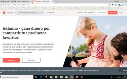 Mejores páginas para ganar dinero por Internet Julio 2018. Trabaja desde casa Julio 2018