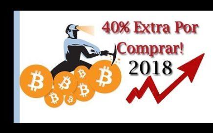 Negocios y Minería rentable en la nube btc, bonus extra de 40%- Tutorial bits2u 2018 paso a paso