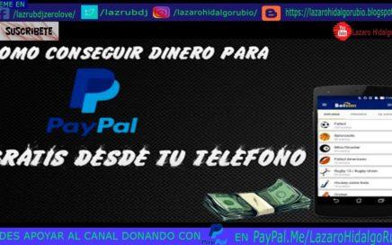 nueva app para GANAR de 200 a 300 DÓLARES en PAYPAL 2018