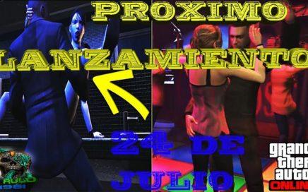 * NUEVO * DLC GTA 5 ONLINE  CUANDO SALDRA? CON CLUBES NOCTURNOS  MODOS DE JUEGOS ETC.. NIGHTCLUB