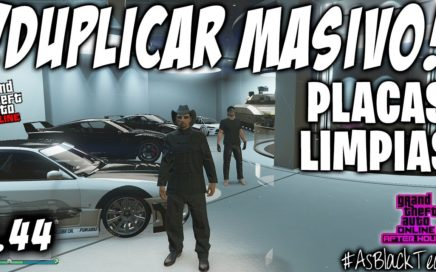 *NUEVO* - DUPLICAR COCHES MASIVO - GTA 5 - PLACAS LIMPIAS - SESION INVITACION - (PS4 - XB1 - PC)