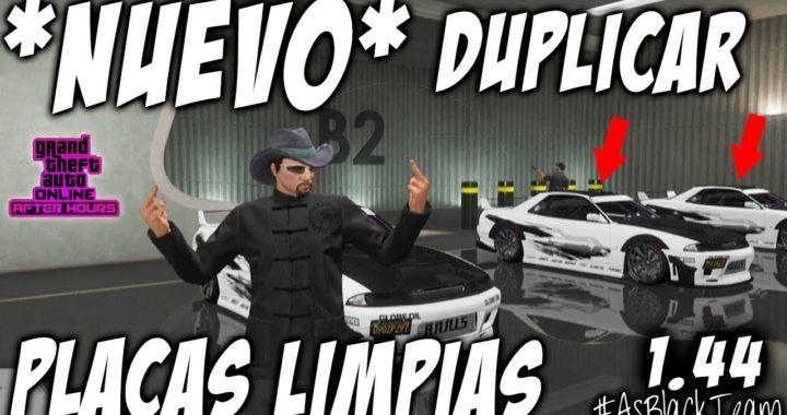 *NUEVO* - DUPLICAR COCHES - MATRICULAS LIMPIAS - GTA 5 - SIN PLACAS PERSONALIZADAS - (PS4, XBOX One)