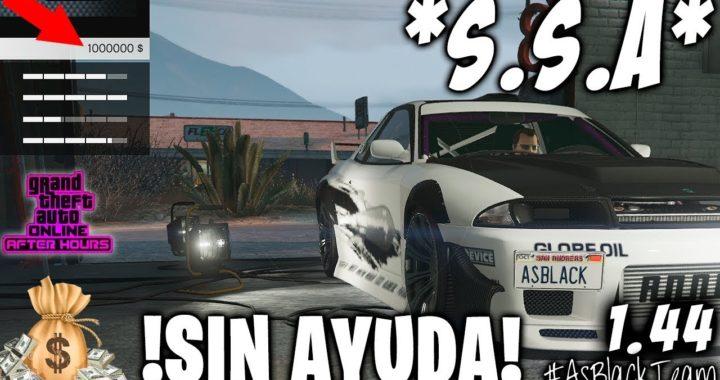 *NUEVO* - DUPLICAR SIN AYUDA - GTA 5 1.44 - PLACA LIMPIA - TENER RETRO 1.000.000$ - (PS4, XB1, PC)