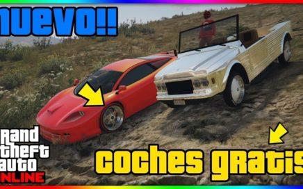 - NUEVO TRUCO - *TODOS LOS  VEHÍCULOS GRATIS!* GTA 5 ONLINE COCHES GRATIS! REGALAR CUALQUIER COCHE