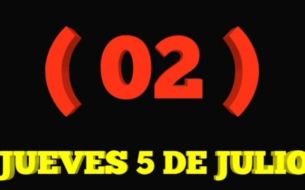 NÚMEROS FAVORITOS PARA 5/07/18 JULIO PARA TODAS LAS LOTERIAS!!!