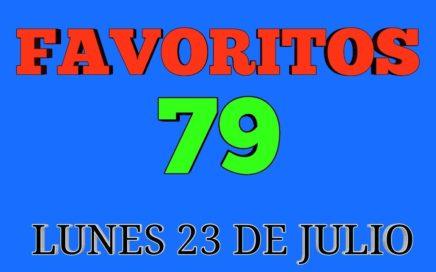 NÚMEROS FAVORITOS PARA HOY LUNES 23/07/18 JULIO PARA TODSS LAS LOTERIAS !!!