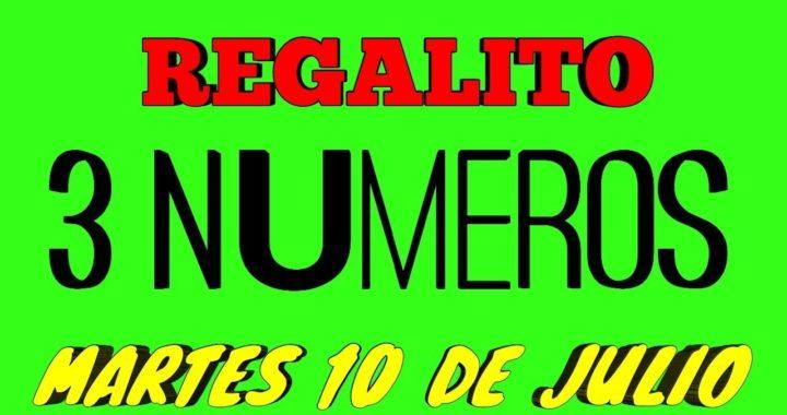 NUMEROS PARA HOY 10/07/18 DE JULIO PARA TODAS LAS LOTERIAS!!!! BINGO PALE SEGURO