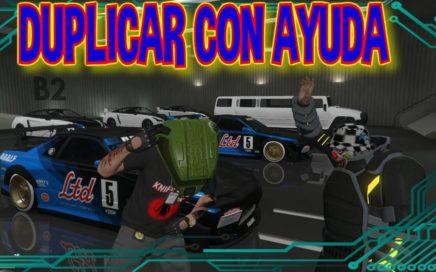 (PARCHEADO)NUEVO!!! DUPLICAR AUTOS DE LUJO - *SIN BMX NI INSTALACIONES* - GTA V ONLINE - 1.44