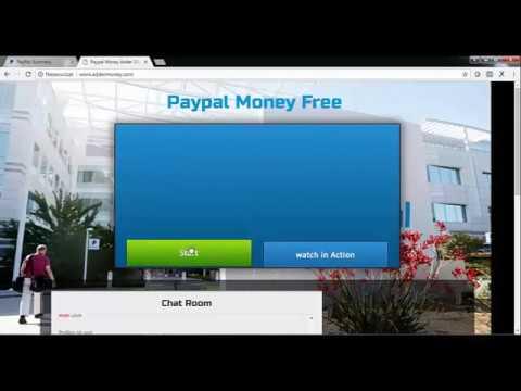 Paypal Hack - Dinero de PayPal Gratis en línea