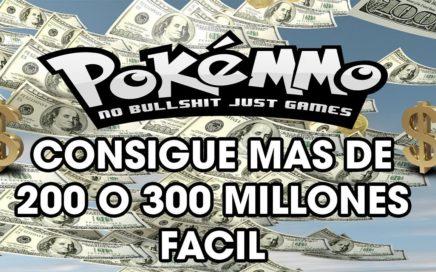 Pokemmo Android cómo conseguir más de 200 o 300 millones fácil - Cómo ser Millonario en Pokemmo