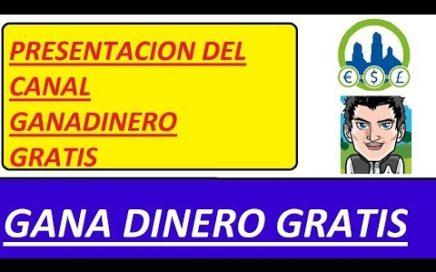 Presentacion Del Canal De Ganar Dinero Con Derrota La Crisis / Gana Dinero Gratis
