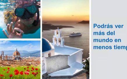 Presentación InCruises: Gana Dinero Viajando