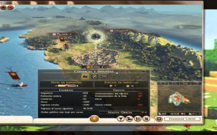 Rome 2 Total War (como tener mas dinero )