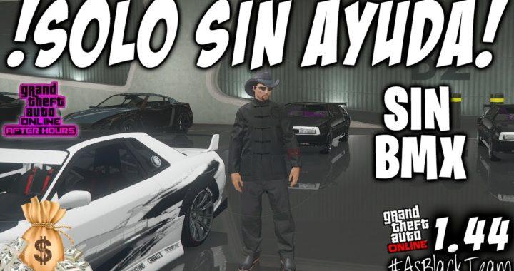 """SIN AYUDA - DUPLICAR - """"NUEVO"""" - GTAV 1.44 - MATRICULA LIMPIA -  SIN BMX - (PS4 - XBOX One - PC)"""