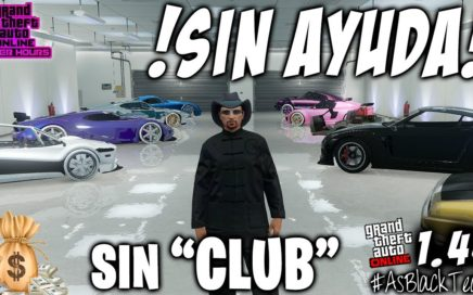 "*SOLO* - DUPLICAR SIN AYUDA - GTA5 1.44 - PLACA LIMPIA - ""SIN CLUB"" - SIN BMX - (PS4, XB1, PC)"