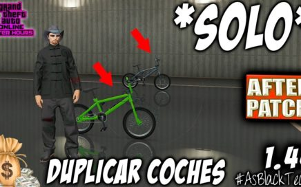 *SOLO* - SIN AYUDA - DUPLICAR COCHES y TENER BMX - GTA 5 - AFTER PATCH - (PS4, XBOX One)