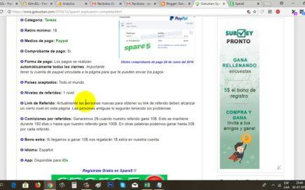 Spare5 Cuidado con lo que muestras | Cómo Ganar Dinero Gratis a Paypal | Gokustian