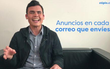 Stipio - Gana dinero extra usando tu Correo y Redes Sociales