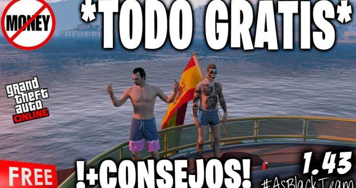 *TODO GRATIS* - ! PARCHEADO ! - COMPRAR TODO GRATIS EN GTA 5 - MAS CONSEJOS - COCHES, YATES FREE