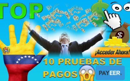 TOP 5 Mejores Paginas para Ganar Dinero por Internet 2018 Venezuela