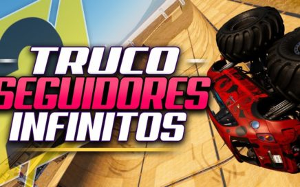 Truco SEGUIDORES INFINITOS - The Crew 2 Tutorial