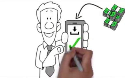 Usa tu celular para ganar dinero con la aplicación Online Sales Pro