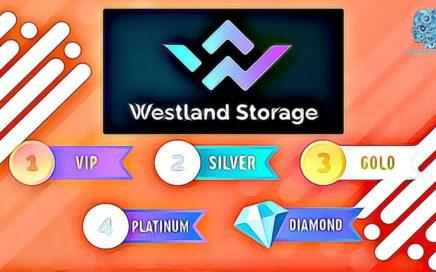 Westland Storage ACTUALIZACIONES y BENEFICIOS Gana Dinero 1% Diario de forma INDEFINIDA - BONO 240$