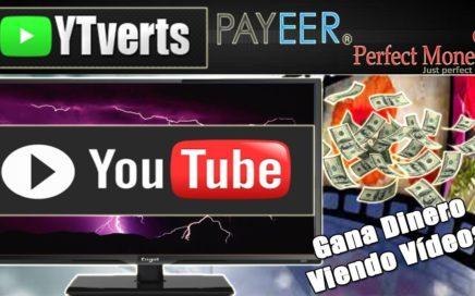 Ytverts Tutorial | Gana Dinero Viendo Vídeos de Youtube | Gokustian