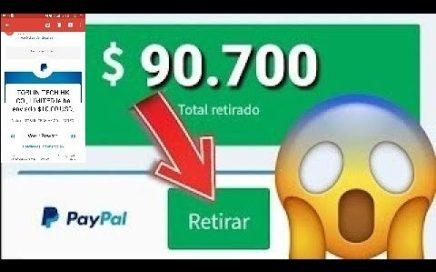 INCREÍBLE APP PARA GANAR 30 DÓLARES DIARIOS EN PAYPAL/Ganar Dinero en PayPal Brutalmente 2018