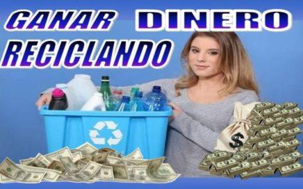 18 FORMAS DE GANAR DINERO RECICLANDO