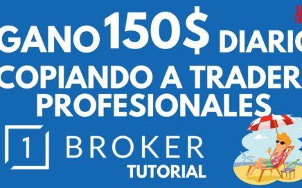 1BROKER ESPAÑOL TUTORIAL COMPLETO 2018 | TRADING - 1 BROKER - JAYFX