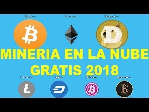 2 PAGINAS NUEVAS PARA MINAR LITECOIN Y DOGECOIN CON POCO MINIMO DE RETIRO 2018