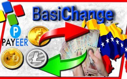 Basichange Convierte Rublos y Criptomonedas Retira En Bolívares [Tengo Dinero]