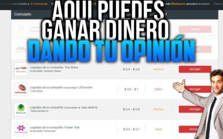 BeNew - GANA DINERO CRITICANDO LOGOS DE EMPRESAS - Agosto 2018