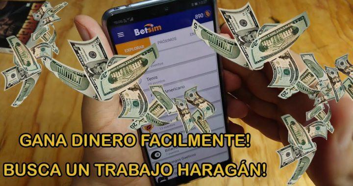 BETSIM ! : Aplicación para tu móvil Con la cual puedes GANAR Patrañas!!....digo Dinero...Patrañas